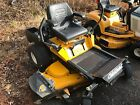 Cub Cadet Z Force 50 Commercial Zero Turn Mower USED