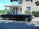 1974 Cadillac Brougham Coupe Deville for $1000 dollars