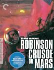 Robinson Crusoe on Mars Criterion Collection Blu ray Region A