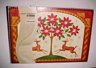 Tweet Lauren Alexander Design Stephanie Stouffer Poinsttia Tree 4 Placemats New