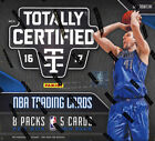 2016 17 Panini Totally Certified Basketball FACTORY SEALED Hobby Box 3 Hits