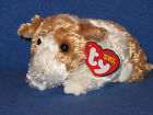 TY TWITCH the GUINEA PIG BEANIE BABY - MINT with MINT TAGS
