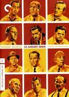 12 Angry Men Criterion Collection New DVD Black  White Mono Sound Subti