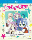 Lucky Star The Complete Series + OVA New Blu ray With DVD