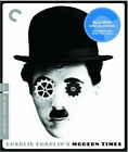 Modern Times Criterion Collection New Blu ray Black  White Full Frame S