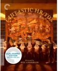 Fantastic Mr Fox Criterion Collection 3 Disc Blu ray Region A