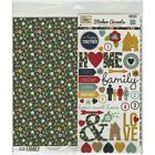 Echo Park Paper SW5805 Echo Park Collection Kit 12X12 Our Family NEW