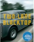 Two Lane Blacktop Criterion Collection New Blu ray Widescreen