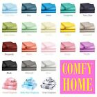 40 OFF 4 Piece Bed Sheet Set Solid Color Deep Pocket Hotel Quality 1800 Count