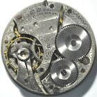 ART DECO WALTHAM POCKET WATCH MOVEMENT FOR SPARES REPAIRS P182