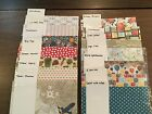 STAMPIN UP DESIGNER SERIES PAPER Retired 12x12 NEW RARE Great Selection