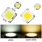 1x 10x US Cool Warm White High Power SMD LED Chip Flood Light Bead Lamp10W 100W