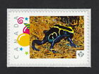 POISON ARROW FROG Canada Picture Postage Stamp MNH p15 2sn5