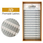 Lashview Pre Made Fan Eyelash Extensions 3D Volume 05 07 10 Premade