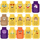 Personalised Emoji Hot Water Bottle Cover with Free Bottle by HappySnapGifts