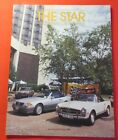 THE STAR MAGAZINE SEPT/OCT/1990..MECEDES-BENZ CLUB OF AMERICA..STARFEST 90