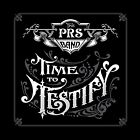 THE PAUL REED SMITH BAND - TIME TO TESTIFY - NEW CD ALBUM