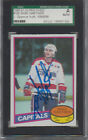 1980-81 O-PEE-CHEE - MIKE GARTNER #195 RC AUTOGRAPH JSA AUTHENTICATED