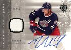 2006-07 ULTIMATE COLLECTION - RICK NASH AUTOGRAPH JERSEY #AJ-RN 50!!!