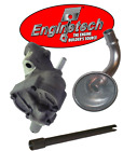 HV Oil Pump w Pickup Tube Screen  HD Drive Shaft Chevrolet BBC 396 454