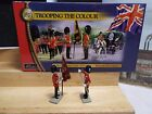 W Britain #40110 Trooping The Colour-Receiving the Colour-Welsh Guards New Box