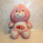 Vintage 1983 Care Bears LOVE-A-LOT BEAR Pink 13