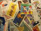 USA Postage Stamp Lot all different MNH 10 CENT COMMEMORATIVES UNUSED free ship