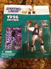 1996 TROY AIKMAN Dallas Cowboys Starting Lineup - 1996 EDITION