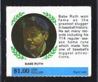 Ever Wanted to See a Babe Ruth Bat Plate Card? 14