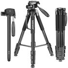 Neewer Portable 70 inches Aluminum Alloy Camera Tripod Monopod for Canon Nikon