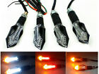 LED Front Rear Turn Signal Running Brake Tail Lights Cruiser Chopper Scooter ATV