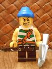 LEGO PIRATE BANDANA CROSSBOW PIRATES CASTLE  MINI FIGURE RARE HARD TO FIND