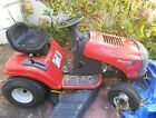 POULAN RIDING TRACTOR LAWN MOWER