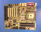 Etop ATX E7 Industrial ATX P4 motherboard Intel 865G with SATA RAID full ISA