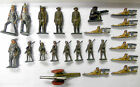 Vintage Manoil All Original Collection of 23 Toy Soldiers Cast Lead Figures