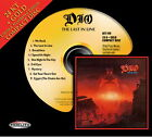 Audio Fidelity GOLD CD AFZ-146: DIO - The Last In Line - 2012 USA OOP SEALED