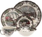 Johnson Brothers by Wedgwood Friendly Village 20-piece Dinnerware Set for 4 NEW