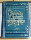 Beetons Great Book of Poetry Caedmon  Boethius Browning  Tennyson 1870 1st