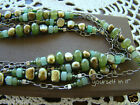 Silpada Green Pearl Jade Sterling Silver Necklace  $99 N1683 Retired!