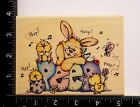 Peep By Whipper Snapper AY809 Easter Chicks Bunny Rabbit Egg Rubber S