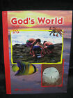 ABeka Gods World K Kindergarten Student Science 3rd 1999 54348005 UNUSED