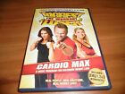 The Biggest Loser The Workout Cardio Max DVD 2007 Used Jillian Michaels