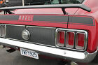 1970 Ford Mustang Mach 1 1970 FORD MUSTANG MACH 1