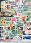 Lot of 200 different MINT US Postage Stamps Vintage Packet MNH unused