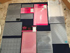 Lot of 9 Embossing Folders Crafts Too Lifestyle Crafts Crafters Companion Lot1