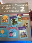A Beka 2 Phonics Spelling Reading Curriculum and Lesson Plans Abeka