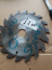 Circular Saw Blade generic 135mm x 10mm bore x 16 tooth