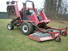 Toro 580D 16 ft cut bat wing mower 2000 w 4162 hours good condition NO RESERVE