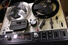 Vintage AKAI 4000DS REEL TO REEL DECK Works with issue AS IS or to FIX CLEAN