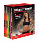 Jillian Michaels The Biggest Winner DVD 2005 5 Disc Set MINT CONDITION